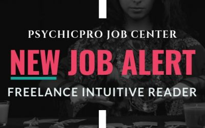 New Job Alert: Freelance Intuitive Readers