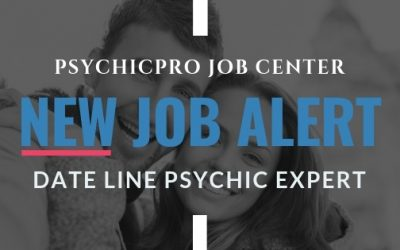 New Job Alert: Dating Line Psychic Experts